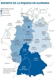 Estalla la batalla fiscal en Alemania