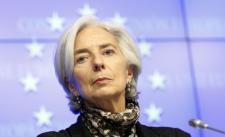 Lagarde y el secretario del Tesoro de EEUU analizan los problemas de Europa y la reforma del FMI