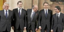 Los españoles culpan a los políticos y a los banqueros de la crisis