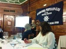 El Propeller Club del País Vasco-Port of Bilbao aborda el nuevo Código Aduanero de la Unión