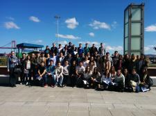 Los alumnos de Logística y Transporte Internacional de la Cámara de Comercio de Bilbao (EUCCB) visitan el puerto de Bilbao