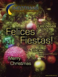 FELICES FIESTAS Y PRÓSPERO AÑO NUEVO 2014 / MERRY CHRISTMAS AND HAPPY NEW YEAR 2014