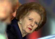 Muere la ex primera ministra británica Margaret Thatcher