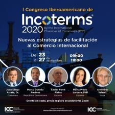 I Congreso Iberoamericano sobre las reglas Incoterms, con la Dra. Marta Prado Larburu