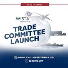 La Dra. Marta Prado Larburu, miembro del nuevo WISTA International Trade Committee, les invita a su lanzamiento el 29 de septiembre de 2021