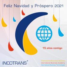 FELICES FIESTAS Y PRÓSPERO AÑO NUEVO 2021 / MERRY CHRISTMAS AND HAPPY NEW YEAR 2021