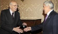 Franco Marini se perfila como el próximo presidente de Italia