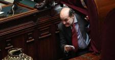 Bersani anuncia su dimisión al frente de la izquierda italiana